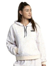 RVCA Womens Snitty Hooded Sweater