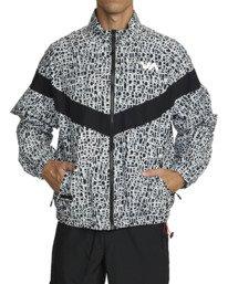 0 Bedwin IPFU - Track Jacket for Men Black W4JKMGRVP1 RVCA