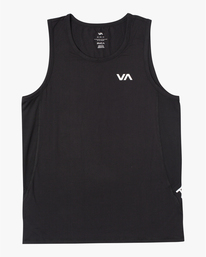 0 Sport Vent - Vest for Men Black W4KTMCRVP1 RVCA