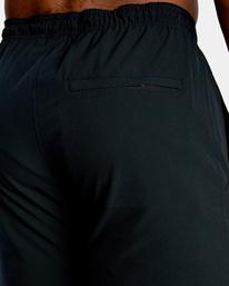 11 VA Sport Yogger II - Pantalón de chándal para Hombre Negro W4PTMFRVP1 RVCA