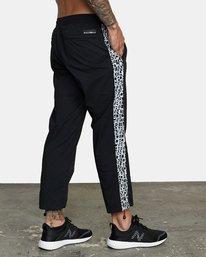 4 Bedwin IPFU - Pantalon de jogging pour Homme Noir W4PTMGRVP1 RVCA