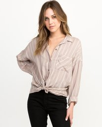 0 Holt Button-Up Shirt Multicolor W503QRHO RVCA