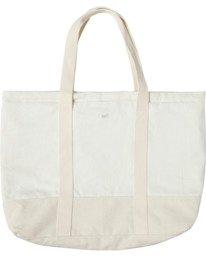0 Neutral - Tote Bag Silver W5BGRARVP1 RVCA