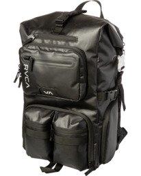 0 Zak Noyle - 2 in 1 Camera Backpack for Men Black W5BPRARVP1 RVCA