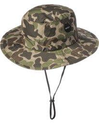 0 Krail - Booney Hat for Men Beige W5HTRARVP1 RVCA