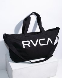 0 SQUARED UP TOTE Black WABG2RSQ RVCA