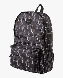 0 Multiplied Printed Backpack Black WABKPRMU RVCA