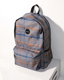 0 Multiplied Printed Backpack Beige WABKPRMU RVCA