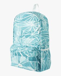 0 Multiplied Printed Backpack Blue WABKPRMU RVCA