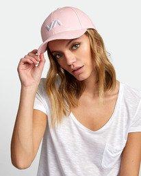 0 VA BASEBALL CAP Pink WAHWWRBA RVCA