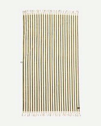 0 ISLE STRIPE TOWEL Grey WATW1RIS RVCA