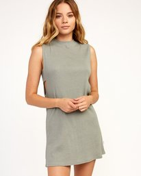 0 Talin Dress Grey WD03TRTA RVCA