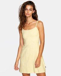 0 TWIGG DRESS White WD062RTW RVCA