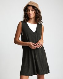 0 LOW DEF DRESS Black WD073RLO RVCA