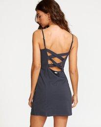 0 Mosaic Knit Tank Dress  WD10VRMO RVCA