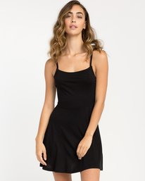 0 Dewdrop Tank Dress  WD12PRDE RVCA
