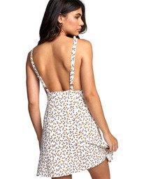 6 MELLOW DRESS White WD153RME RVCA