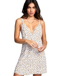 5 MELLOW DRESS White WD153RME RVCA