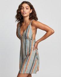 3 MELLOW DRESS Grey WD153RME RVCA