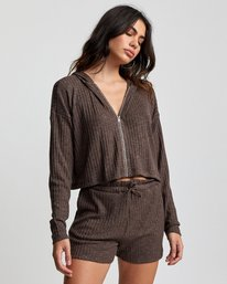 0 WILTED TOP Grey WL033RWI RVCA