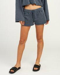 0 Ava Fleece Soft Short  WL08TRAS RVCA