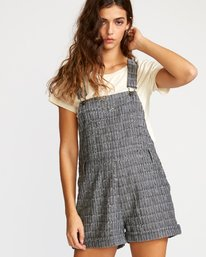 0 Avalon Overall Grey WN01VRAV RVCA