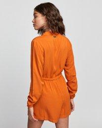 3 DESERT DAZE Orange WN043RDD RVCA