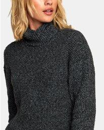2 Roll It Knit Sweater  WV08WRRO RVCA