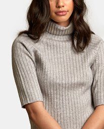 2 Believer Ribbed Sweater  WV10WRBE RVCA