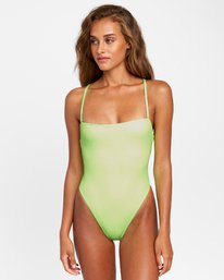 0 FLASH ONE PIECE CHEEKY SWIMSUIT Multicolor X1502RFO RVCA