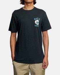 2 Luke Pelletier Skull Bowl - T-shirt pour Homme Noir X1SSRRRVS1 RVCA
