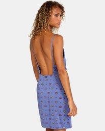 2 Timeout - Robe sans manches pour Femme Bleu X3DRRHRVS1 RVCA