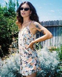 1 Woodstock - Combishort pour Femme Marron X3ONRFRVS1 RVCA