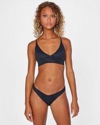 0 Run Wild Crossback - Bikini Top for Women Black X3STRRRVS1 RVCA