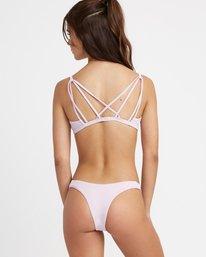 0 Solid Skimpy Bikini Bottom Purple XB01TRSS RVCA