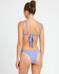 0 Rowan Skimpy Bikini Bottoms Green XB16URRS RVCA