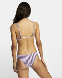 0 STORM MEDIUM BIKINI BOTTOM Purple XB373RSS RVCA