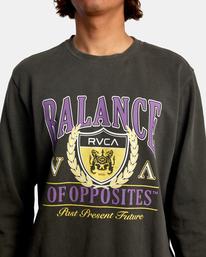 3 Cambridge - Sweatshirt for Men Black Z1CRRGRVF1 RVCA