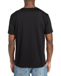 1 Motors - T-shirt pour Homme Noir Z1SSRGRVF1 RVCA