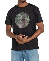 0 Motors - T-shirt pour Homme Noir Z1SSRGRVF1 RVCA