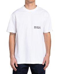 2 Void - T-shirt pour Homme Blanc Z1SSRNRVF1 RVCA
