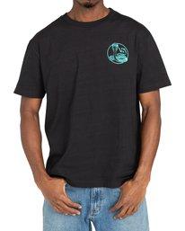 2 Cobra University - T-shirt pour Homme Noir Z1SSRPRVF1 RVCA