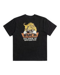 0 Clawed - T-shirt pour Homme Noir Z1SSRWRVF1 RVCA
