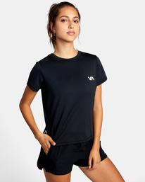 5 Womens Sport Vent - Haut de sport pour Femme Noir Z4TPWIRVF1 RVCA