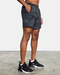7 Yogger Stretch - Short performance pour Homme Camo Z4WKMGRVF1 RVCA