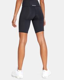 1 VA Essential Bike - Short deportivo para Mujer Negro Z4WKWARVF1 RVCA