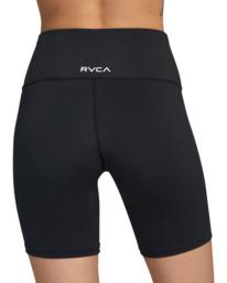 10 VA Essential Bike - Short deportivo para Mujer Negro Z4WKWARVF1 RVCA