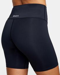 11 VA Essential Bike - Short deportivo para Mujer Negro Z4WKWARVF1 RVCA