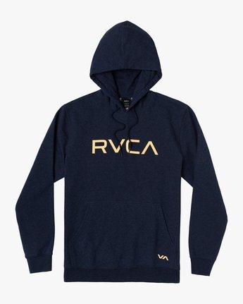 BIG RVCA HOODIE  AVBSF00108