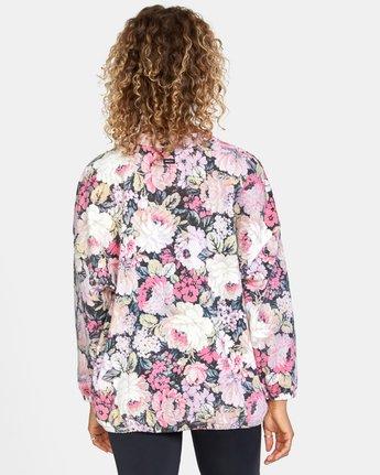 1 Rosebud Fleece Pullover  AVJFT00120 RVCA
